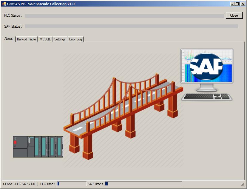 SAP PLC Haberleşme